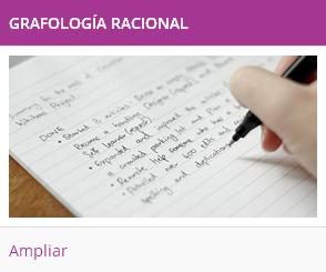 Grafología Racional